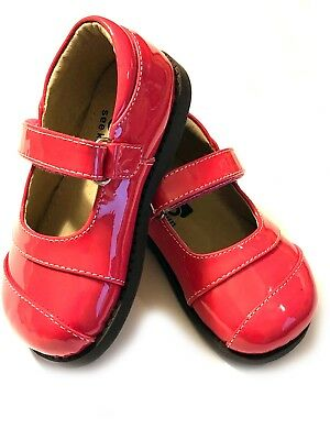 a21a7518ba8f See Kai Run Girls Mary Jane Patent Leather Pink Shoes Size 7 New Without  Tags