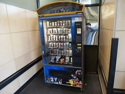 AMS Model 39 Vending Machine(s) - Use for Candy, Snacks or Trading Cards