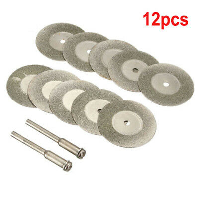Premium Diamond Rotary Saw Blades Set(10 Pieces) High Quality 2019-New Unique