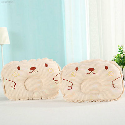 D075 Soft Comfortable Baby Pillow Cushion Stripes For Infants Kids Baby Care