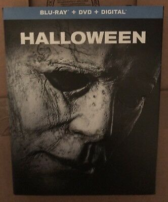 Halloween (Blu-ray & DVD Only, 2019) No Digital *PLEASE READ THE DESCRIPTION