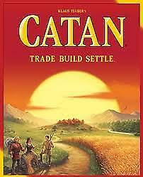 Catan 5th Edition Board Game Studios Base Core CN3071 The Settlers of Catan