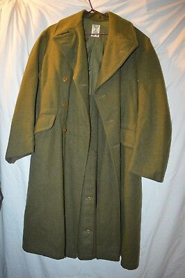 Vietnam era trench coat 1967