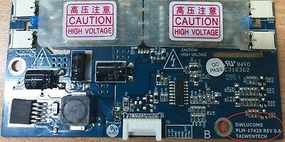 Nuvico LS17 Power Supply Board - Early Version