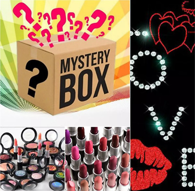 +20 ARTICLES! MYSTERIES  BEAUTY BOX * , Makeup, Jewelry + Kylie makeup + MORE+++