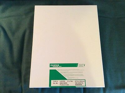 """Fujifilm TYPE Is Lustre 11 x 14"""" 100 sheets Fujicolor Crystal Archive"""