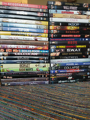 DVD MOVIES! DVD Collections! Pick & Choose Your DVD! SALE Combined DVD Variation