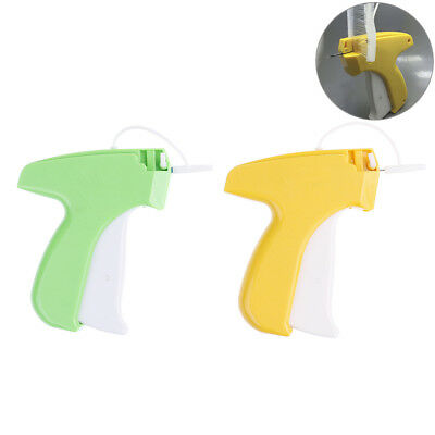 1X~Clothing Garment Price Label Tagging Tag Gun Needle Machine Tag Trademark#S