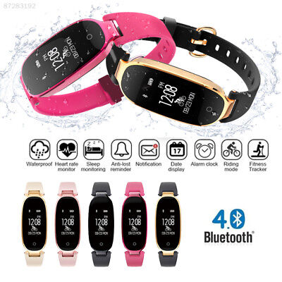 B147 Watch Heart Rate Wrist Band Sleep Monitoring Women Lady Durable