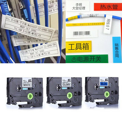 E3CF Standard Label Tape Compatible For Brother TZ-231 Labelers Making Machine