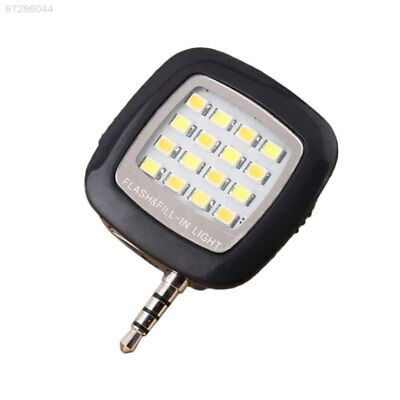 1CF1 LED Lamp Fill-in Light Flash Phone Tablet Selfie Tool Accessories Useful