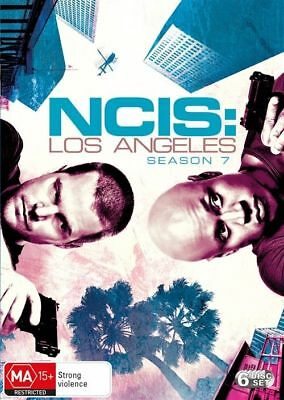 NCIS - Los Angeles : Season 7 : NEW DVD