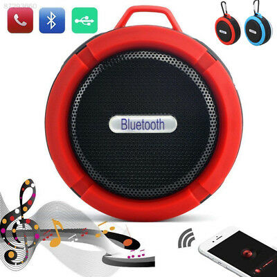 5F82 Waterproof IP65 Wireless Bluetooth V3.0 Suction Speaker Handsfree with Mic