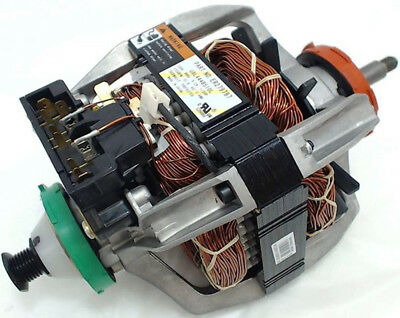Dryer Motor w/ Pulley for Whirlpool, Sears, Kenmore, AP3094233, PS334287, 279787