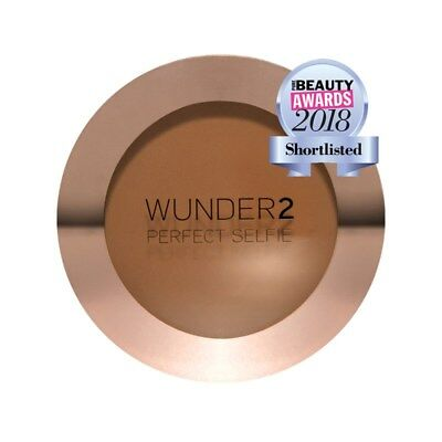 Wunder2 Perfect Selfie HD Photo Finishing Powder Bronzing Veil Bronzer