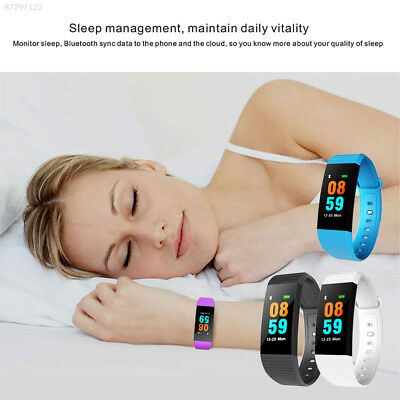 F46E Smart Bracelet Call Reminder Stopwatch Sleep Monitoring Sports Records