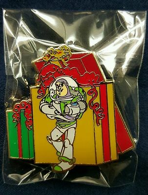 Gsf Dsf Dssh Disney Soda Toys For Tots Buzz Lightyear Pin Le 500 Toy Story New