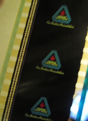 35mm theater tags snipe CANADIAN Odeon Theaters Coming soon + feature presentati