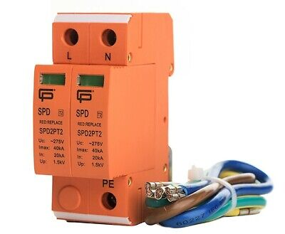 Fusebox Surge Protection Device Kit SPD