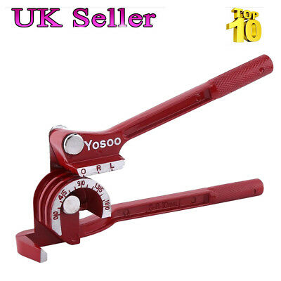 Manual Pipe Bender 3 in1 6mm 8mm 10mm Copper Tube Bending Tool Brake Fuel Pipe