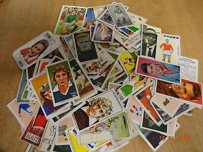 Mixed lot 120+ vintage confectionery Barratt Primrose etc CBT Kane  trade CARDS