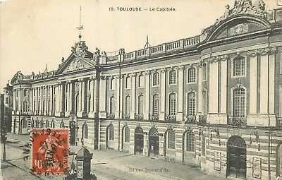 Cp Toulouse Capitole - B 6371