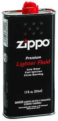 Zippo Lighter Replacement Flint Wicks and Fuel Fluid Windproof Fast Ignition