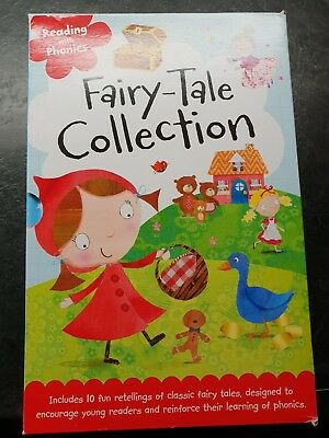 Reading With Phonics Fairy Tale Collection