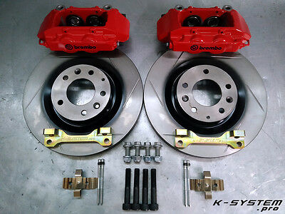 K-SYSTEM.pro ** HONDA S2000 ** BREMBO 4-POT 324x30 BIG BRAKE KIT BBK