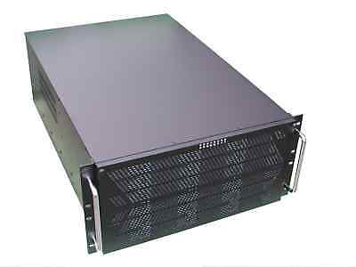 "*5U Rackmount case 1xSlim ROM & FDD bay & 24x3.5"" Hot Swap SATA/SAS HDD Bay"