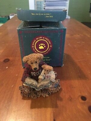 Boyds Bears And Friends  Ted And Teddy 2223