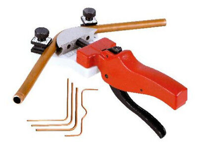 Multi Copper Pipe Bender Tube bending Tool Kit with Tube Cutter Aluminum WK-666