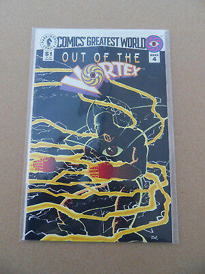 Comics' Greatest World : Out Of The Vortex . Week 4 .Dark Horse 1993 .  VF