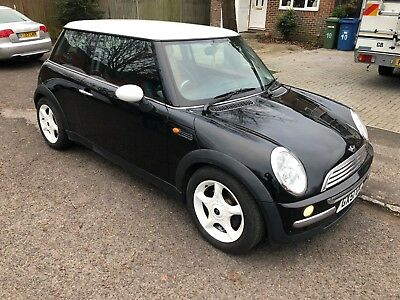 2002 Mini Cooper Automatic only 57000 miles 1 owner
