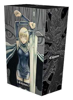 Claymore Complete Manga Box Set