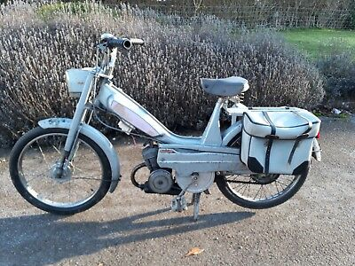 Mobylette moped