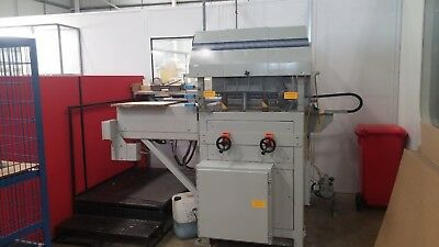 Contech Hot ultra press Embossing machine