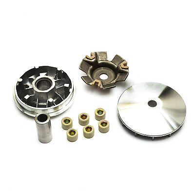 Chinese Scooter 125cc Variator Pully Complete Stronger Alloy Type Lighter Faster