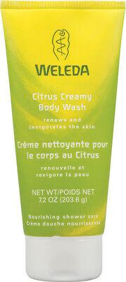 Body Wash Creamy Citrus, Weleda, 6.8 oz