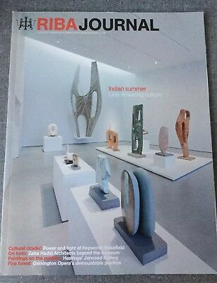 RIBA Journal Jun 2011 Zaha Hadid Hepworth Wakefield Lyric Theatre Belfast