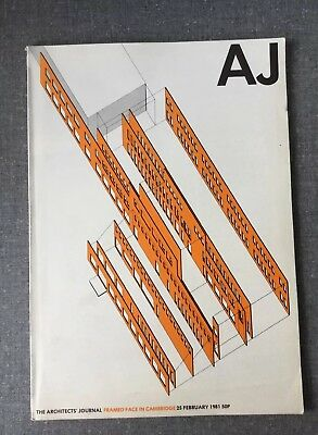 Architects Journal 25 Feb 81 House From Air Raid Shelter Edinburgh Shopping Cent