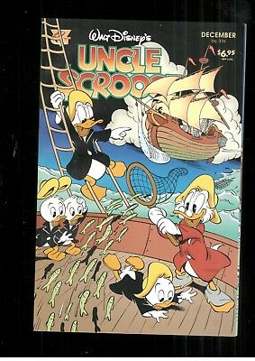 Uncle Scrooge Band 316