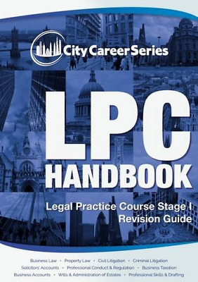 LPC Handbook: Legal Practice Course : Revision Guide Stage 1