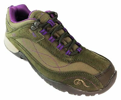 Regatta Lady Ad-Fusion Low Walking / Hiking Shoes In Roasted / Blackcurrant