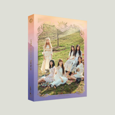 "K-POP GFRIEND 2th Album ""Time for us"" [ 1 Photobook + 1 CD ] DAY BREAK VER"