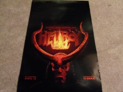 HELLBOY 2019 Original Theatrical Poster 27x40