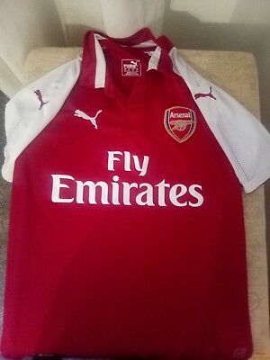 Arsenal shirt Small