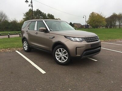 LAND ROVER DISCOVERY 5 SE LHD 3.0Si6 S/C AUTO BRAND NEW VAT Q