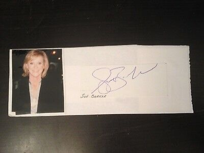 Sue Barker / Kelly Holmes - Great Sportswomen - Excellent Signed Pieces
