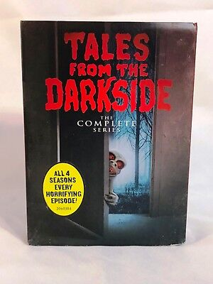 Tales from the Darkside: The Complete Series (DVD, 2016, 12-Disc Set box set